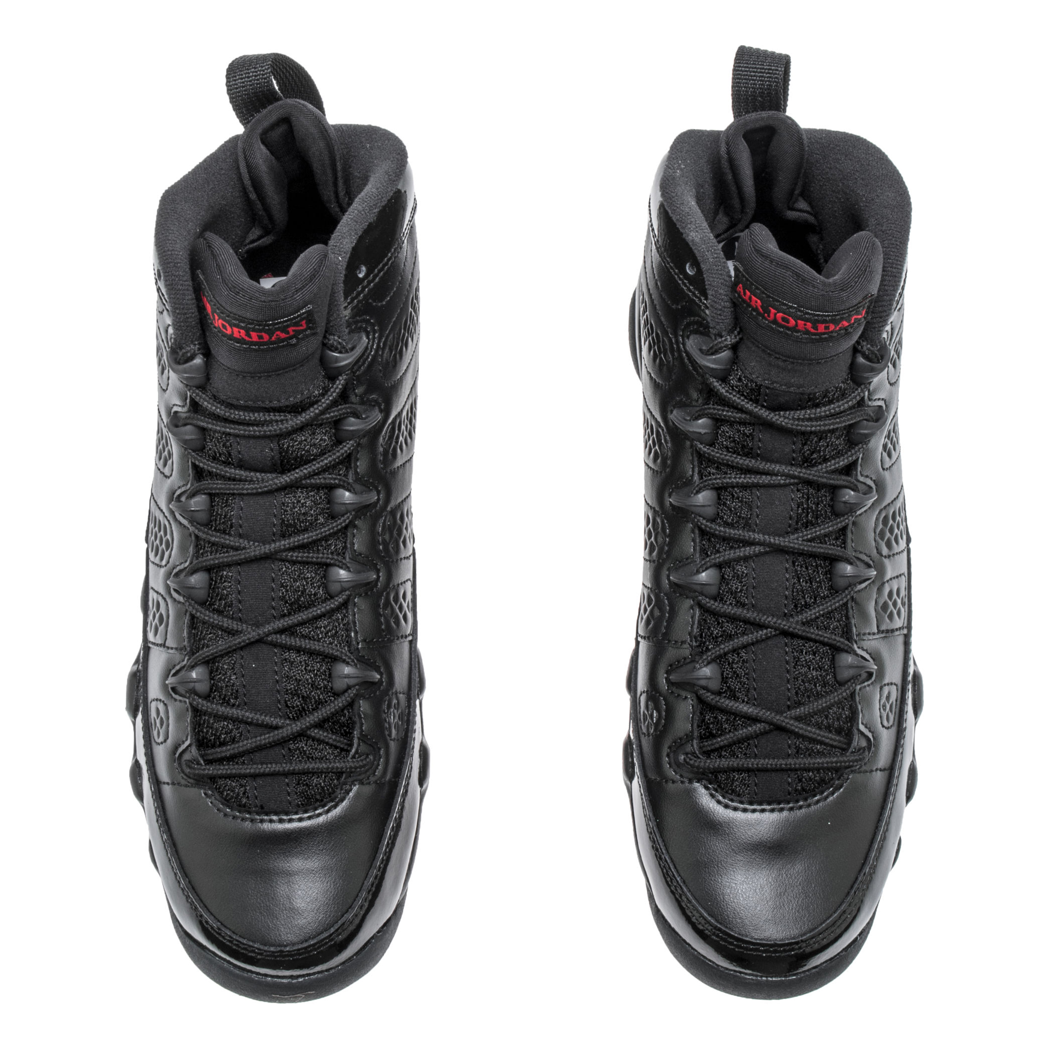 best website 61fde de3dd The Air Jordan 9 in Black/University Red Drops for March ...