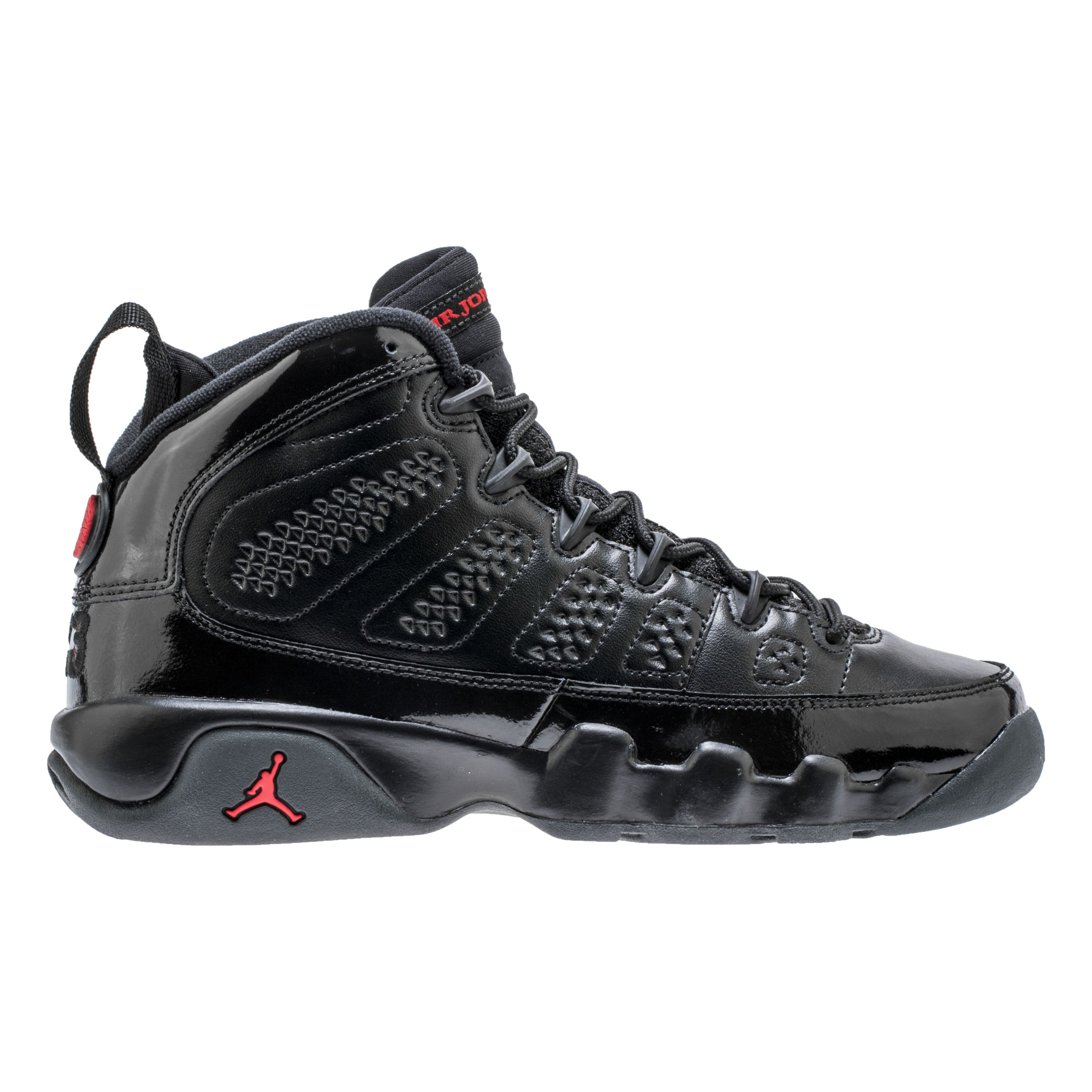 best website 2440c 14f23 The Air Jordan 9 in Black/University Red Drops for March ...