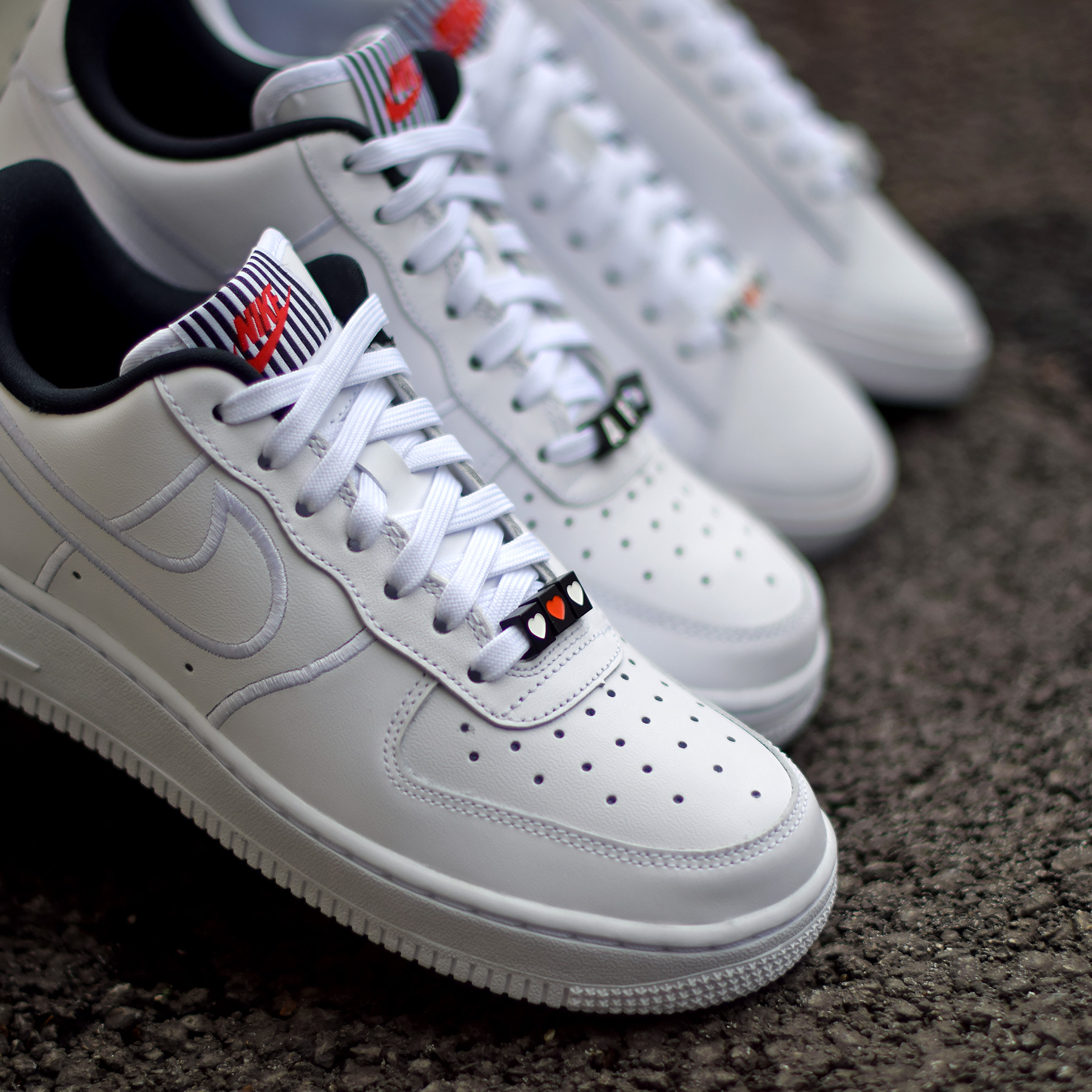 pretty nice d3a1c 264f3 ... Both the Nike Air Force 1 Low and Nike Blazer Low Valentines Day will  release February ...