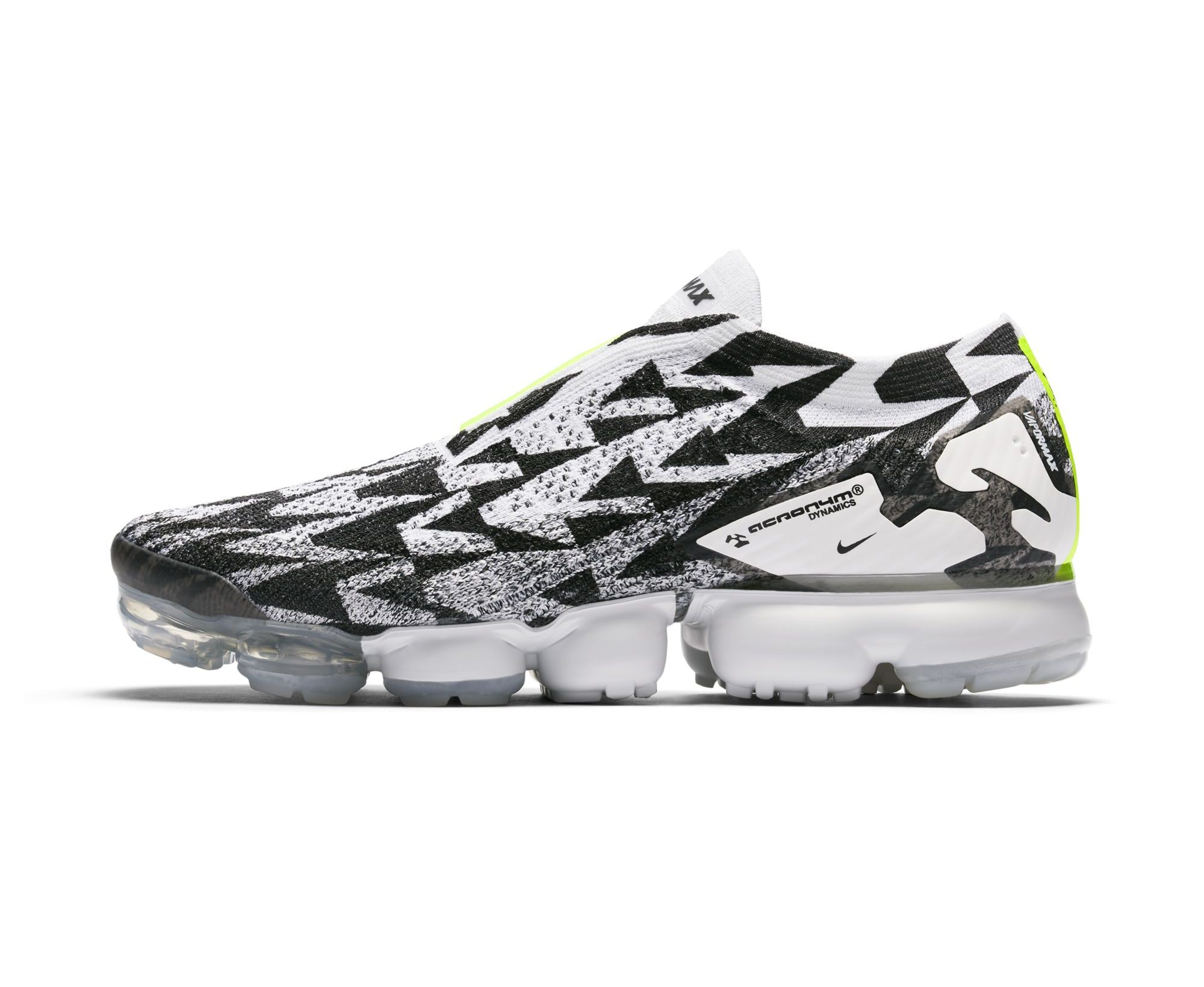 Official Images of the ACRONYM x Nike Air VaporMax Flyknit