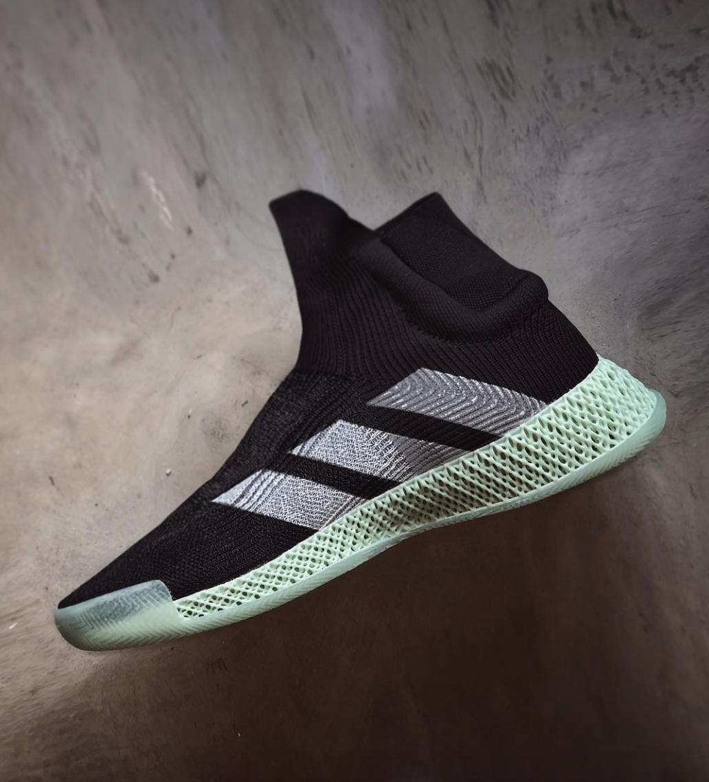 Adidas Announces Shoes of the Future: Futurecraft 4D • Gear