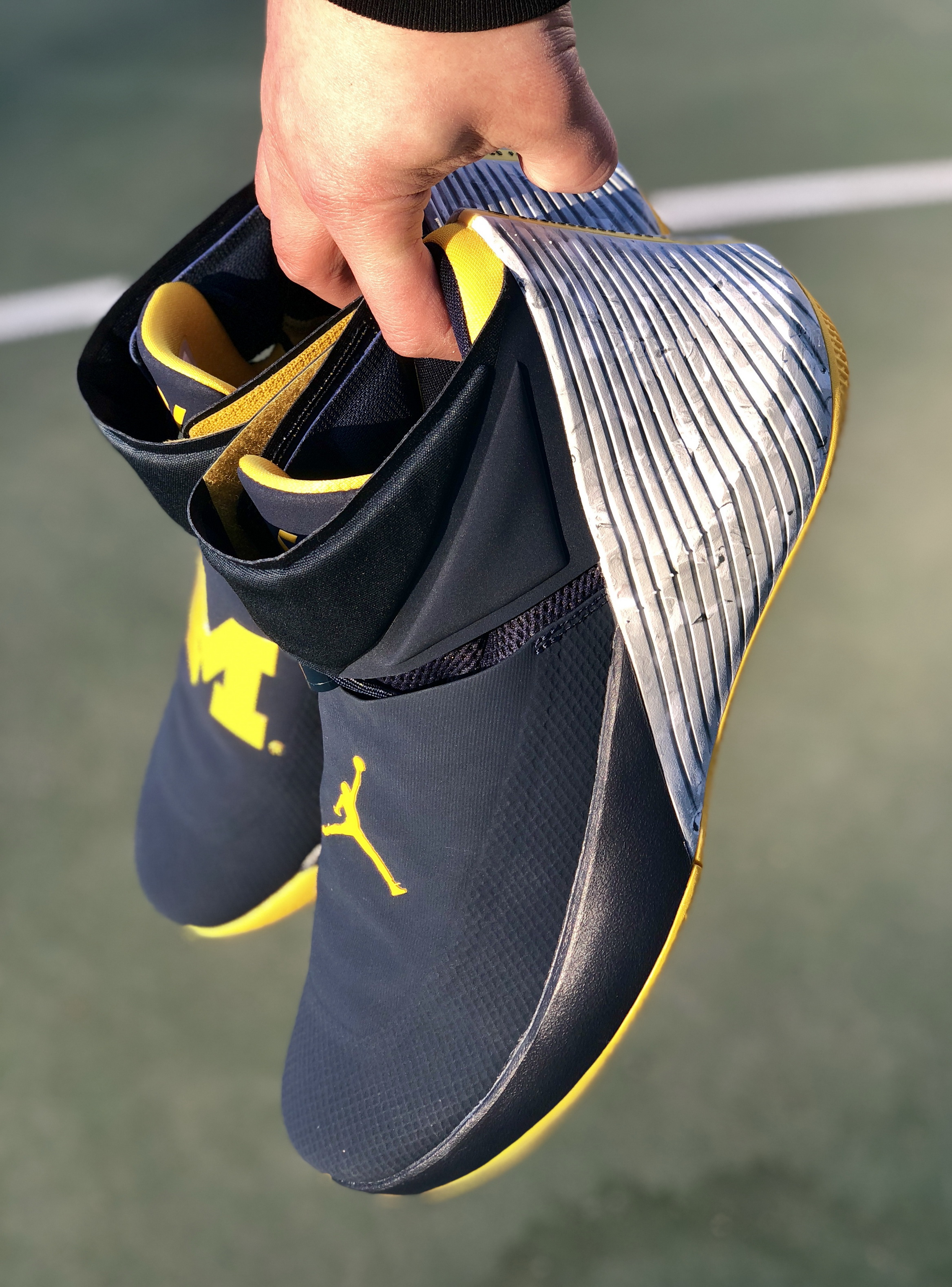 effcc9911c4 A Detailed Look at the Jordan Why Not Zer0.1 'Michigan' - WearTesters