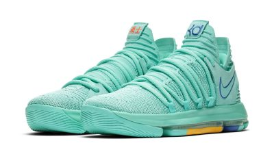 A Second 'City Edition' Colorway of the Nike KD 10 is Set to Drop
