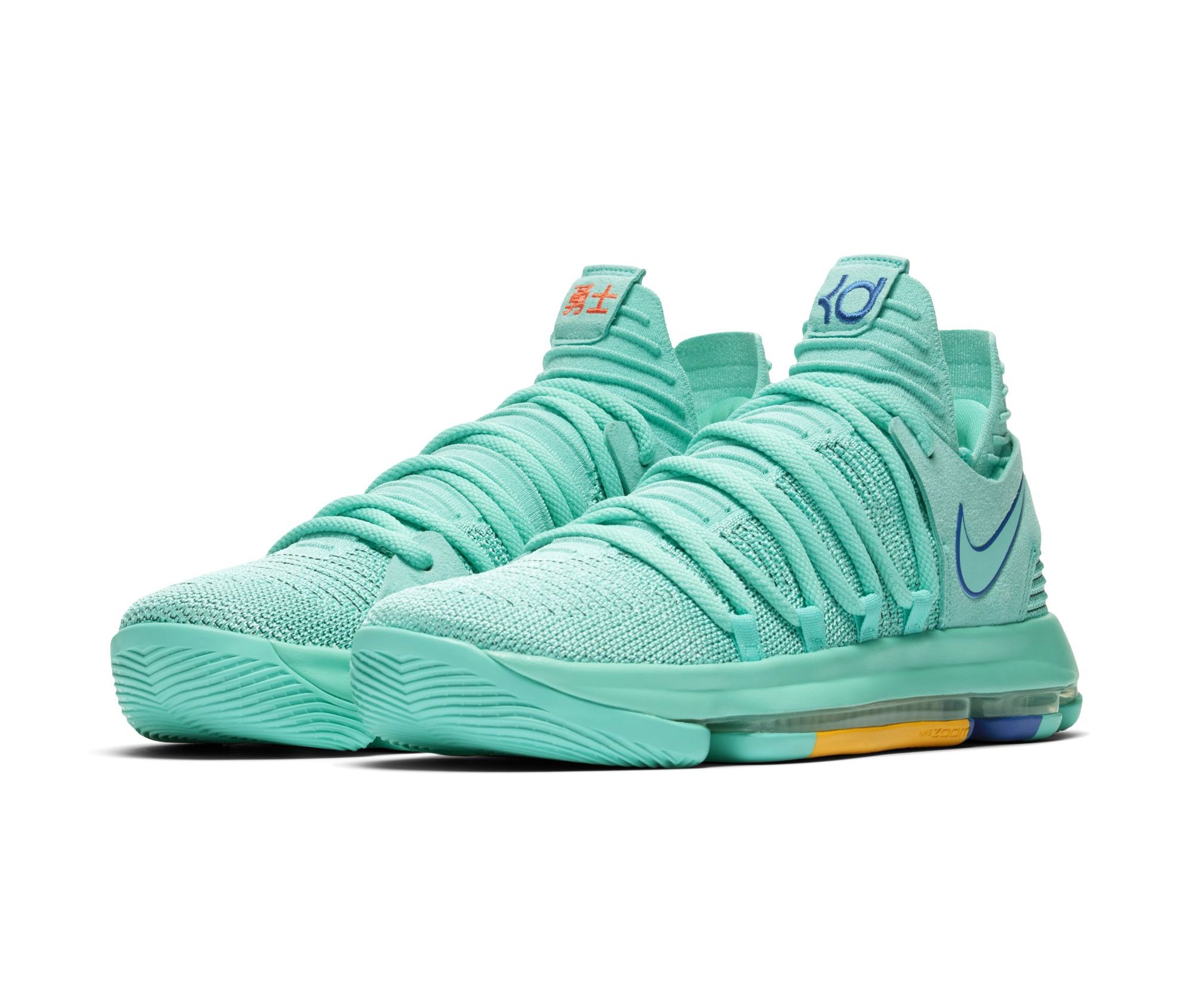 promo code e1289 4d904 A Second 'City Edition' Colorway of the Nike KD 10 is Set to ...