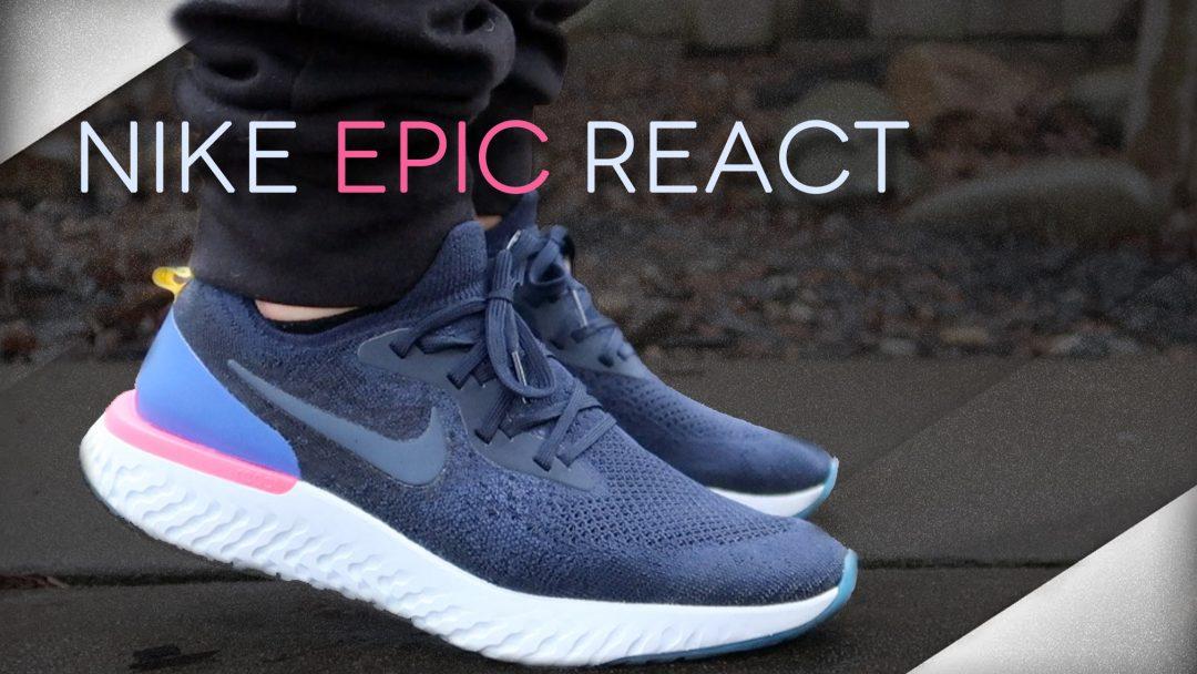 footlocker venta barata Nike Épica Reaccionar Opinión Weartesters Nike nuevos estilos venta fiable alta calidad barata 7hsPphd8C