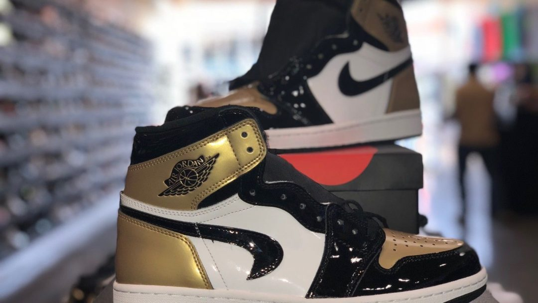 Air Jordan 1 Melo Enchère Ebay