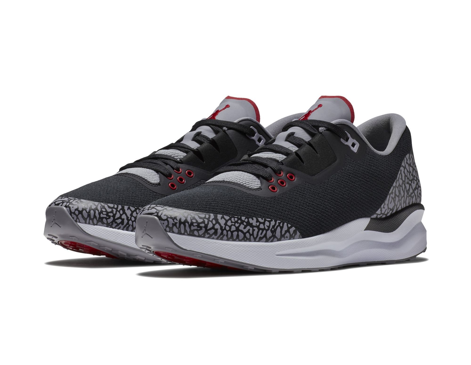 more photos 1e5a0 e5fd2 The Jordan Zoom Tenacity 88 Dons OG Air Jordan 3 Colorways ...