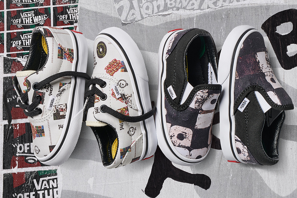a tribe called quest vans
