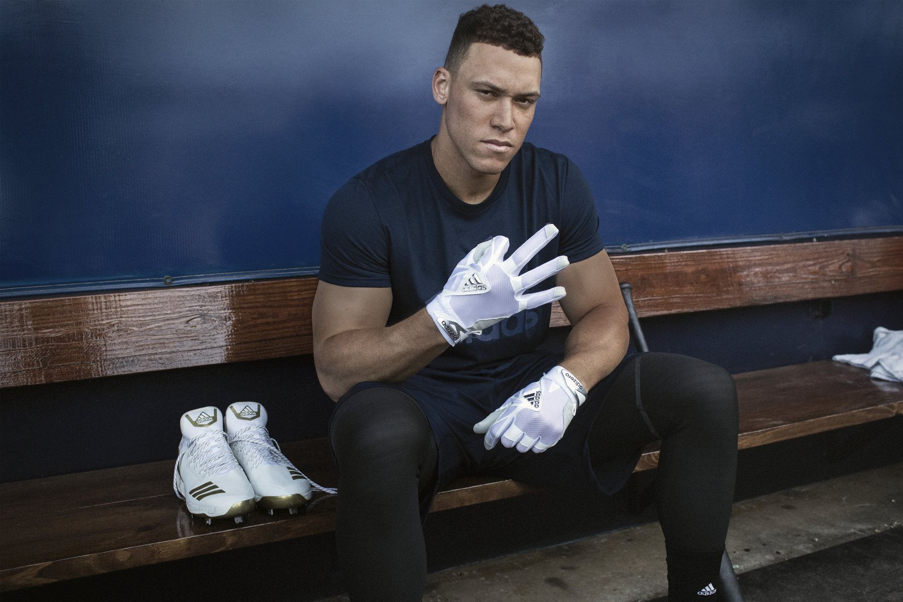 aaron judge adidas