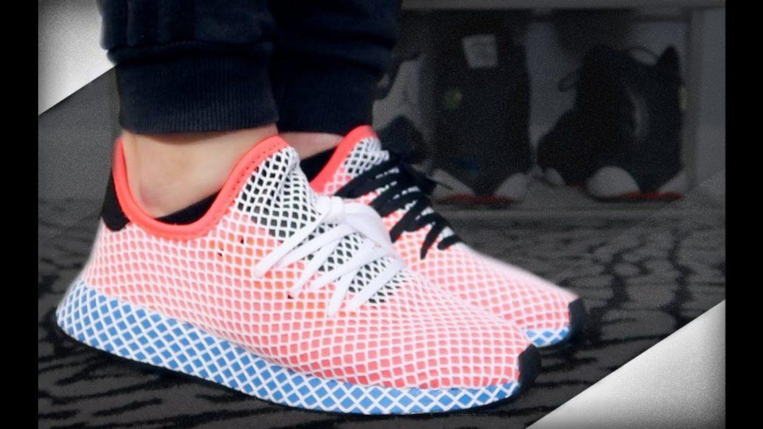 Adidas Originals Deeprupt Coureur Noir 5qXskSGl