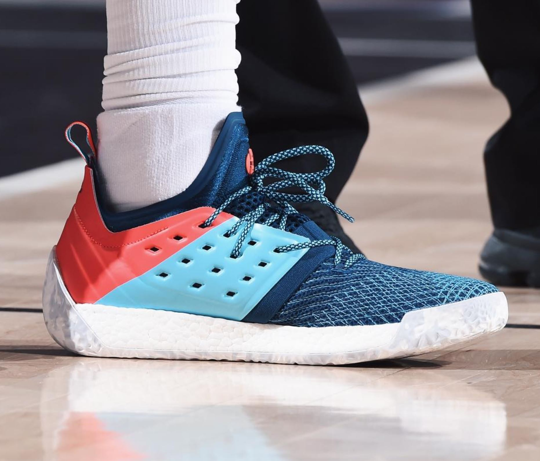 James Harden Shoes Vol 2: Look For This Adidas Harden Vol 2 Colorway Next Month At