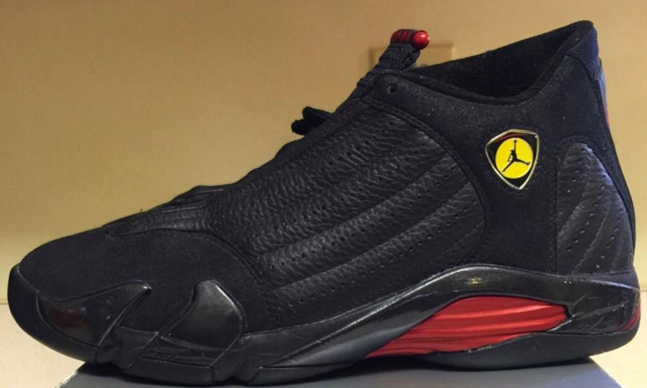 cheap for discount 58d31 8fb67 The 2018 Air Jordan 14 'Last Shot' Release Date is Coming ...