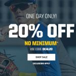 Performance Deals: Eastbay 20% Off No Minimum Purchase, Today Only