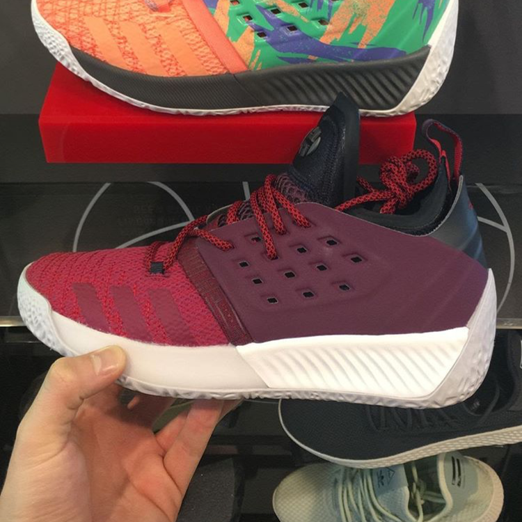 Kids Pairs of the adidas Harden Vol 2