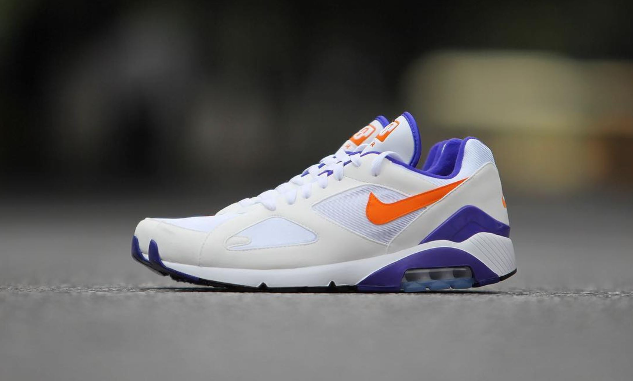 Here's a Detailed Look at the Nike Air Max 180 Dropping