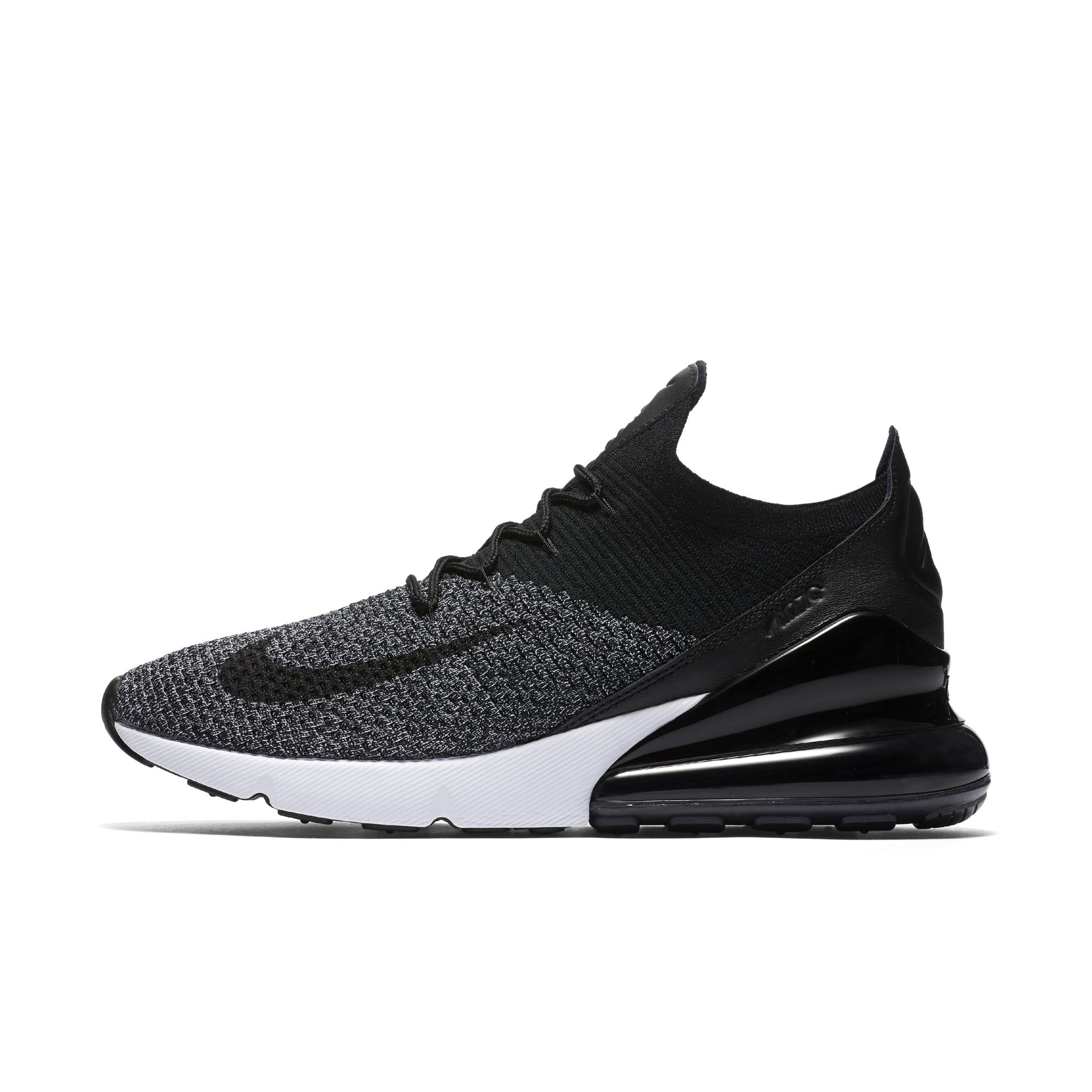 air max 270 flyknit bianche