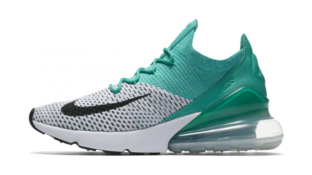 Nike Air Max 270 Flyknit Galerie De Variantes De Couleurs excellent Livraison gratuite Footaction jeu images footlocker réduction aaa VZpqkObVQB