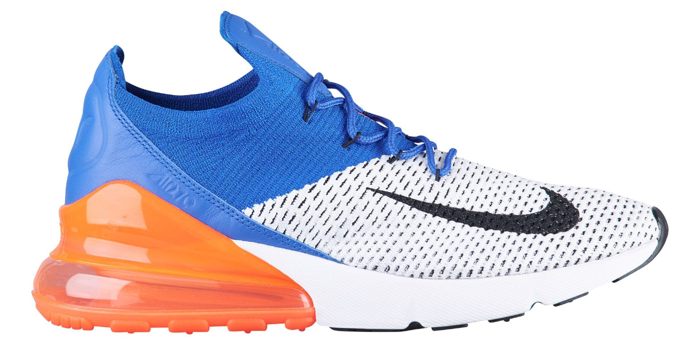 quality design 618ce 815ea The Nike Air Max 270 Flyknit Has Released in Two Colorways ...
