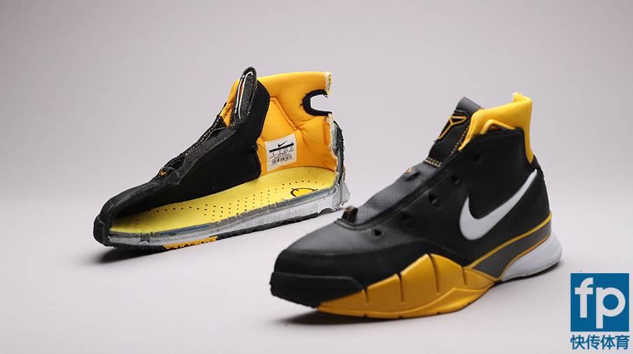 Nike Kobe Bryant A D X Shoes Navy