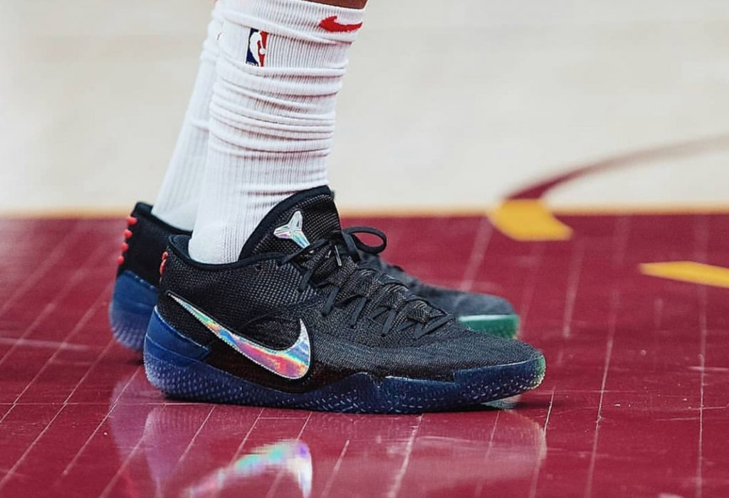 free shipping 79e29 f9952 DeMar DeRozan Unveils the Kobe AD NXT 360, the First Basketball Sneaker to  Use Flyknit 360 - WearTesters