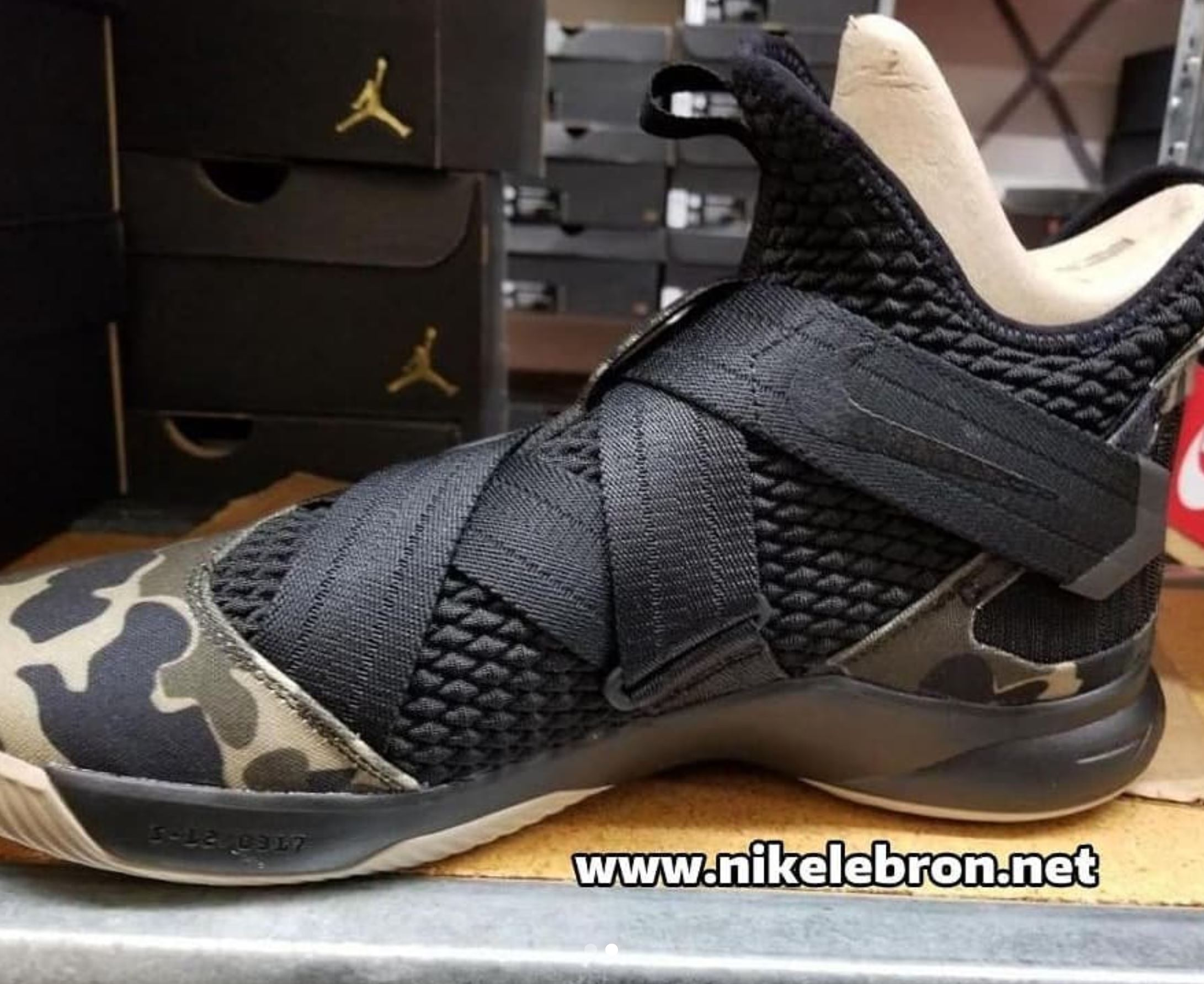 best loved f8df2 0f849 Here's LeBron's Next Sneaker, the LeBron Soldier 12 ...