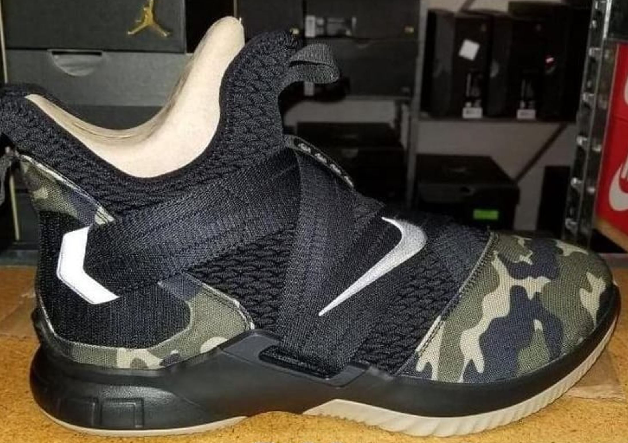 best loved 897db 55efe Here's LeBron's Next Sneaker, the LeBron Soldier 12 ...
