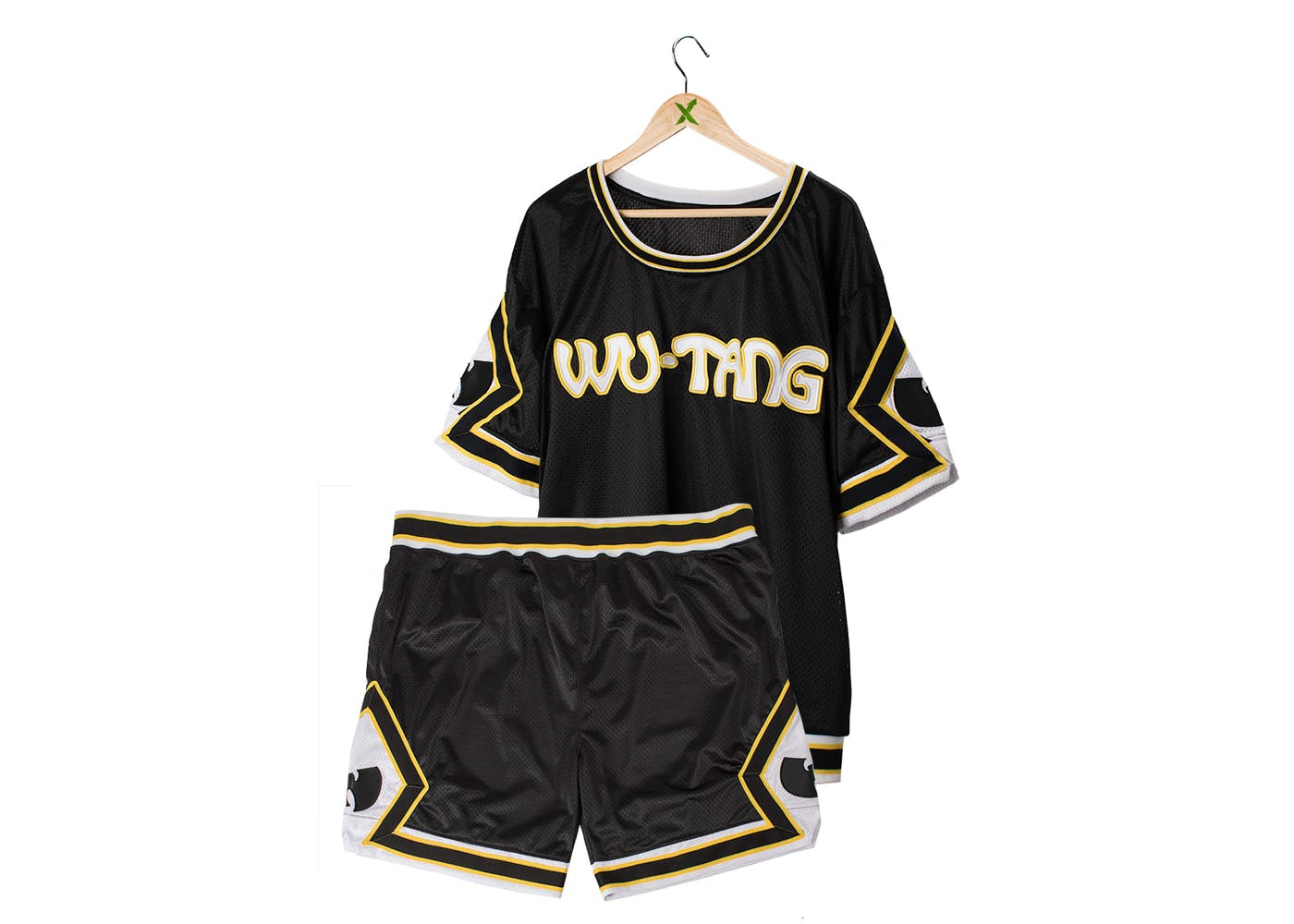 bc718081 stockx wu-tang foundation CREAM basketball jersey - WearTesters