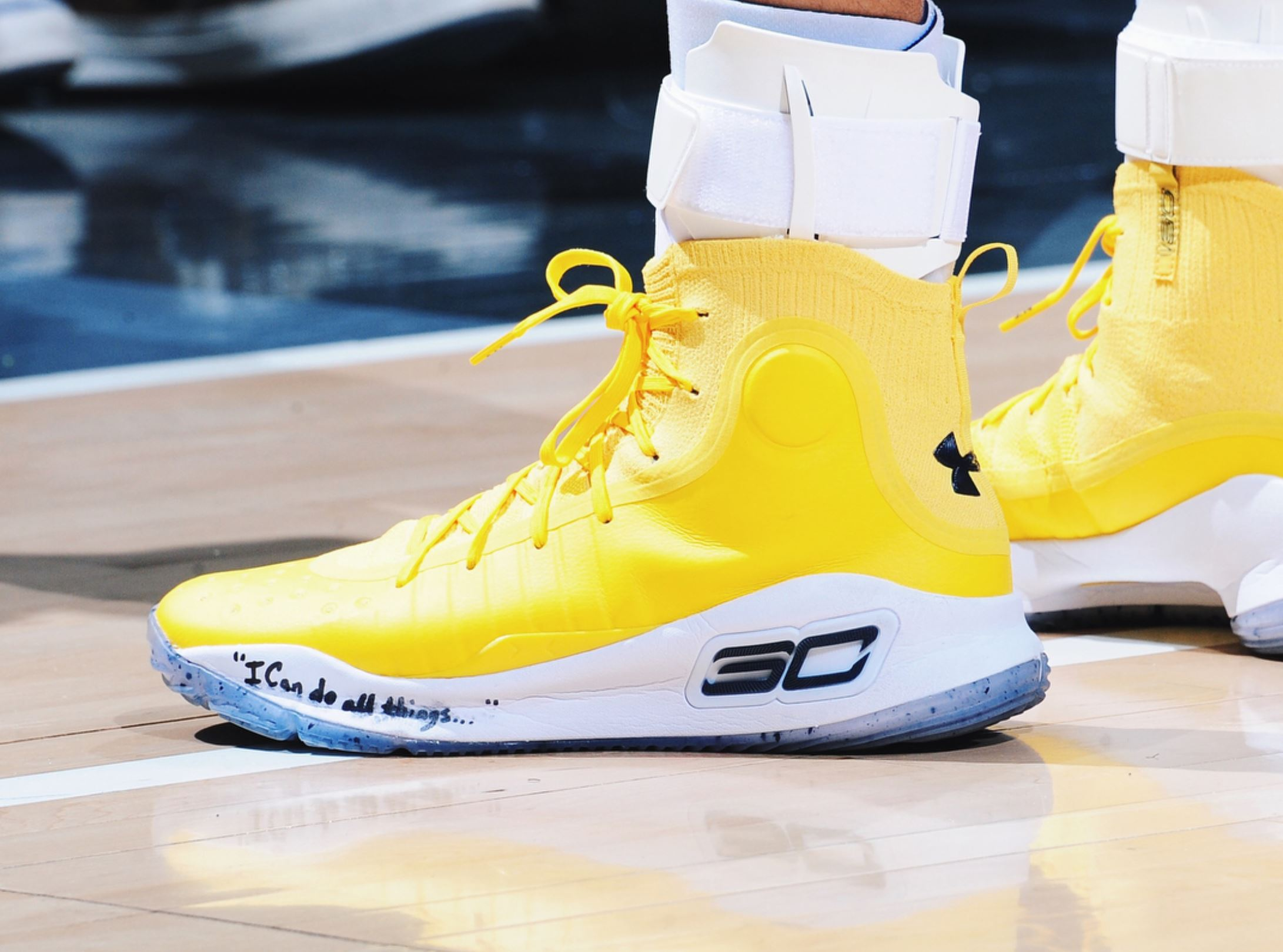 This Bright Yellow Curry 4 May Be a