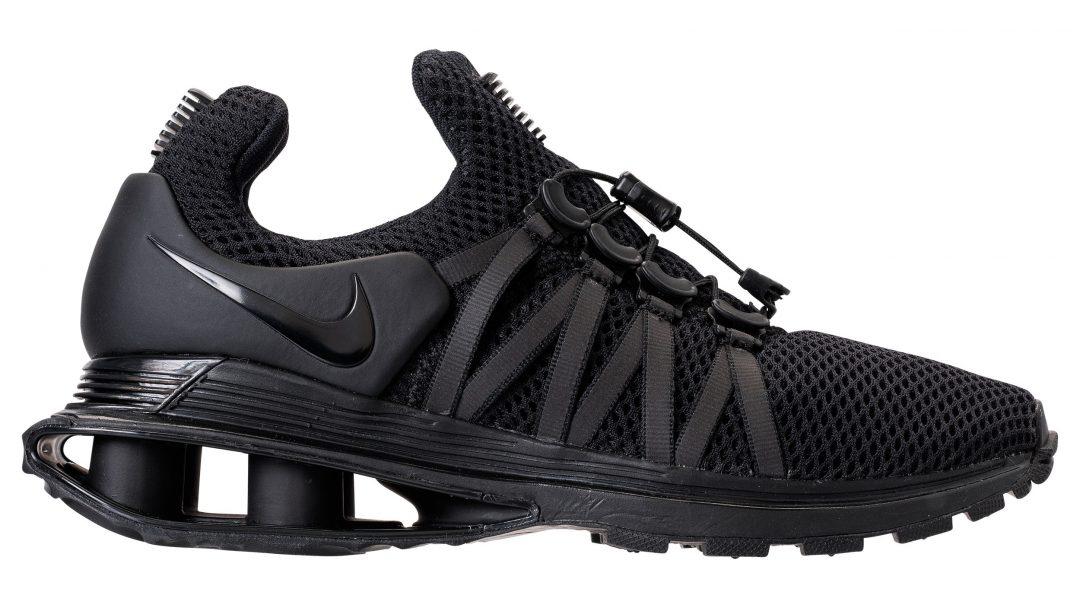 7a8f7e00af3 Nike Shox Gravity Grey Black Friday