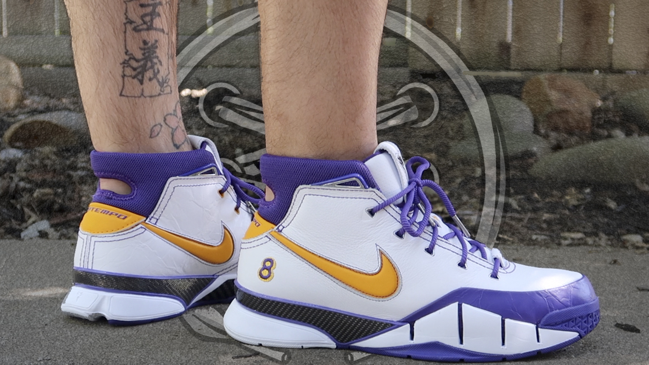 Kobe 1 Protro Detailed Look at the Nike Kobe 1 Protro 'Final Seconds' - WearTesters