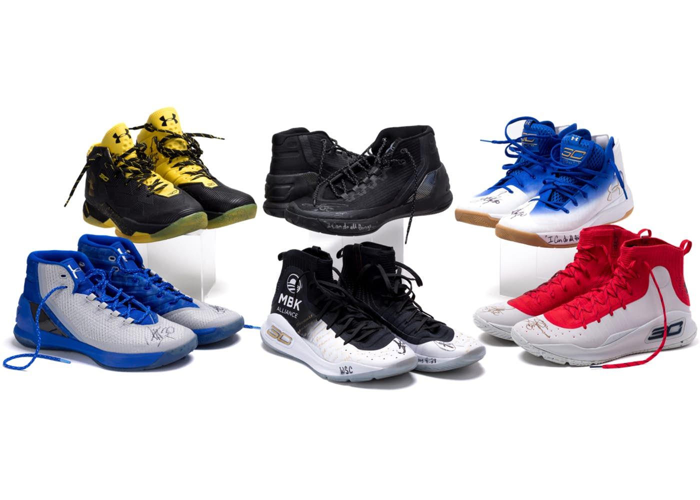 01c21b9e The Curry Family Foundation and StockX Partner for Charity and Chance to  Win 1-of-1 Sneakers