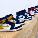 Four Air Jordan 1 Colorways Debut in the 'Best Hand in the Game' Collection to Honor MJ