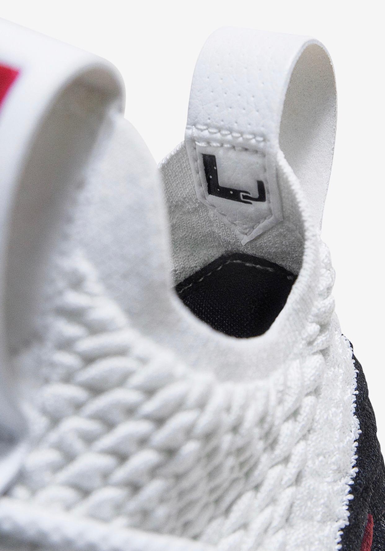 new arrival dea6c 24cb9 LeBron James Rocked the Nike LeBron 15 'Air Zoom Generation ...