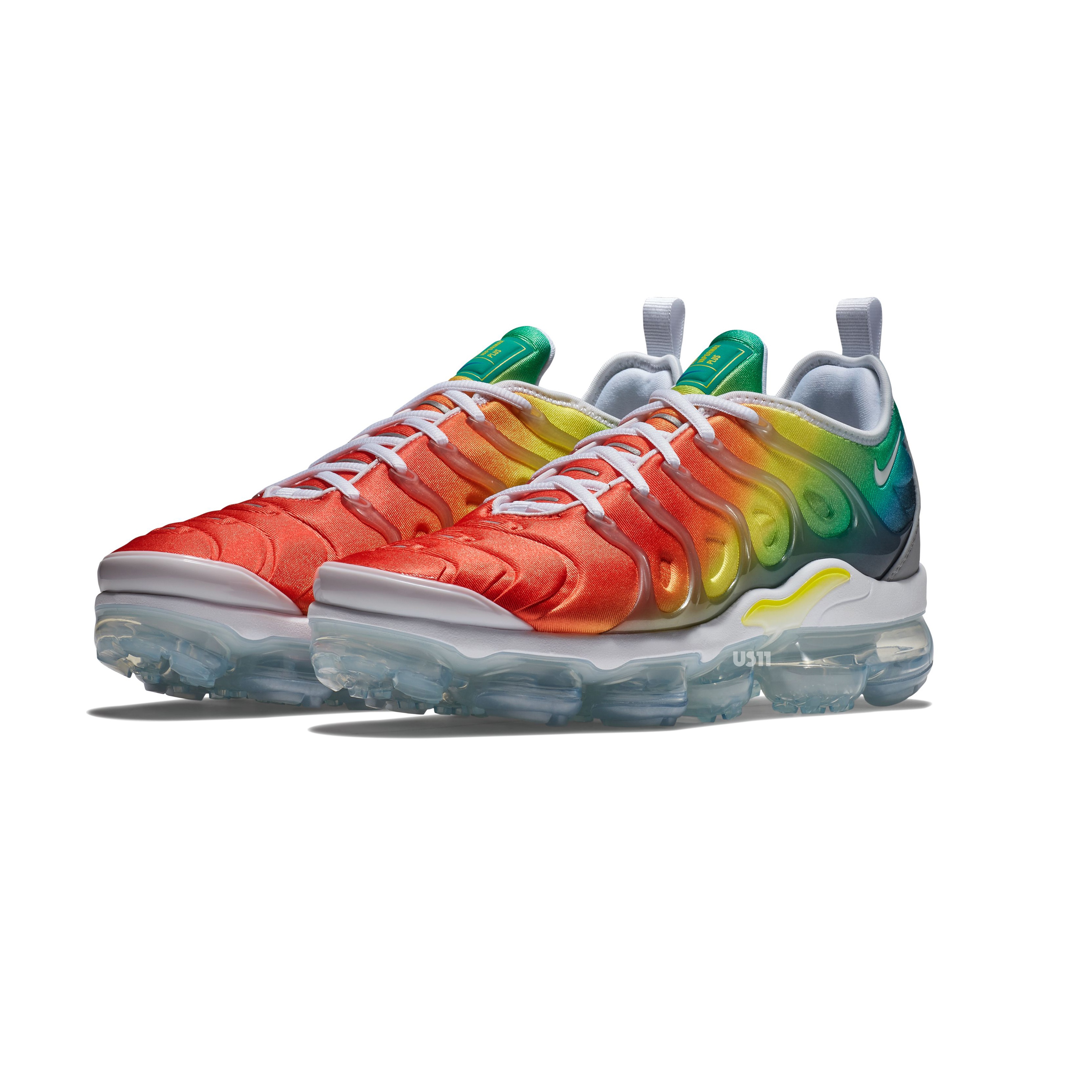 premium selection 593b2 c1045 Look Out For This Rainbow-Themed Nike Air VaporMax Plus ...