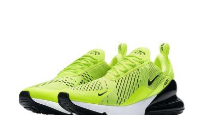 Nike Air Max 270 'Volt' 1