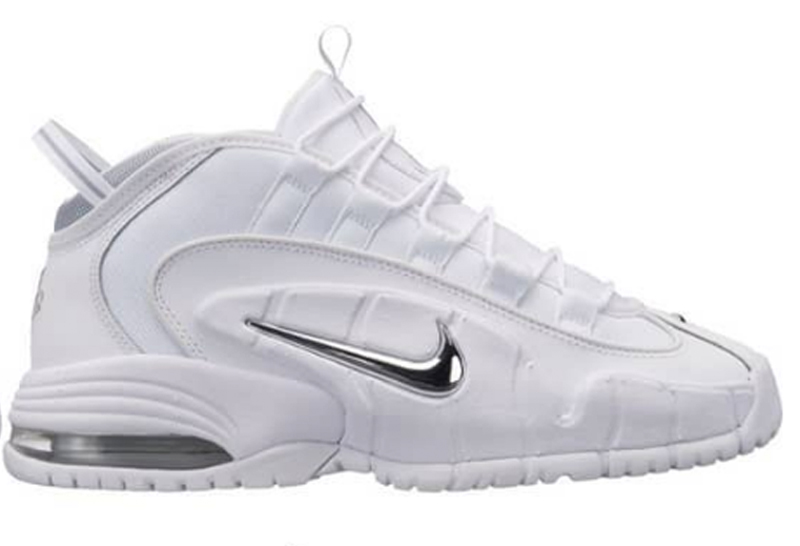 best service c0353 d4636 Nike-Air-Max-Penny-1-2018-Triple-White - WearTesters