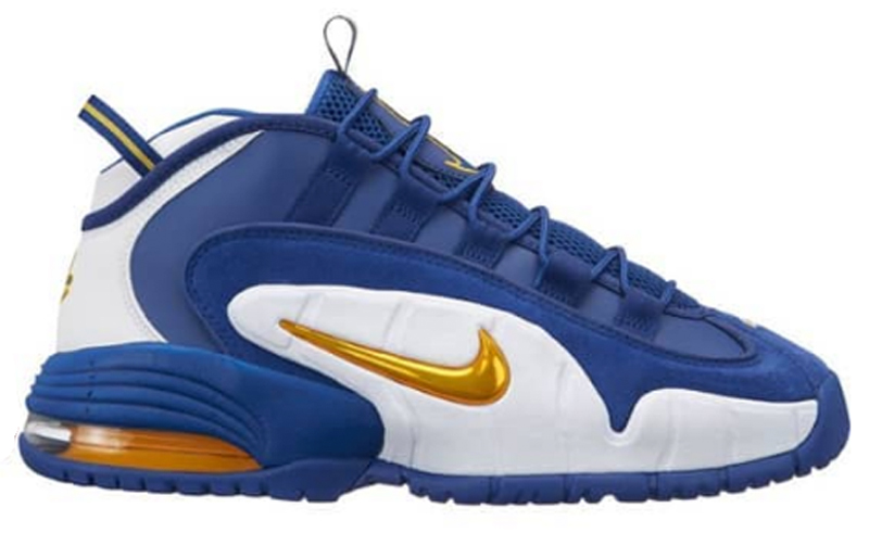 sale retailer 84fbe f3b16 Nike-Air-Max-Penny-1-2018-Warriors - WearTesters