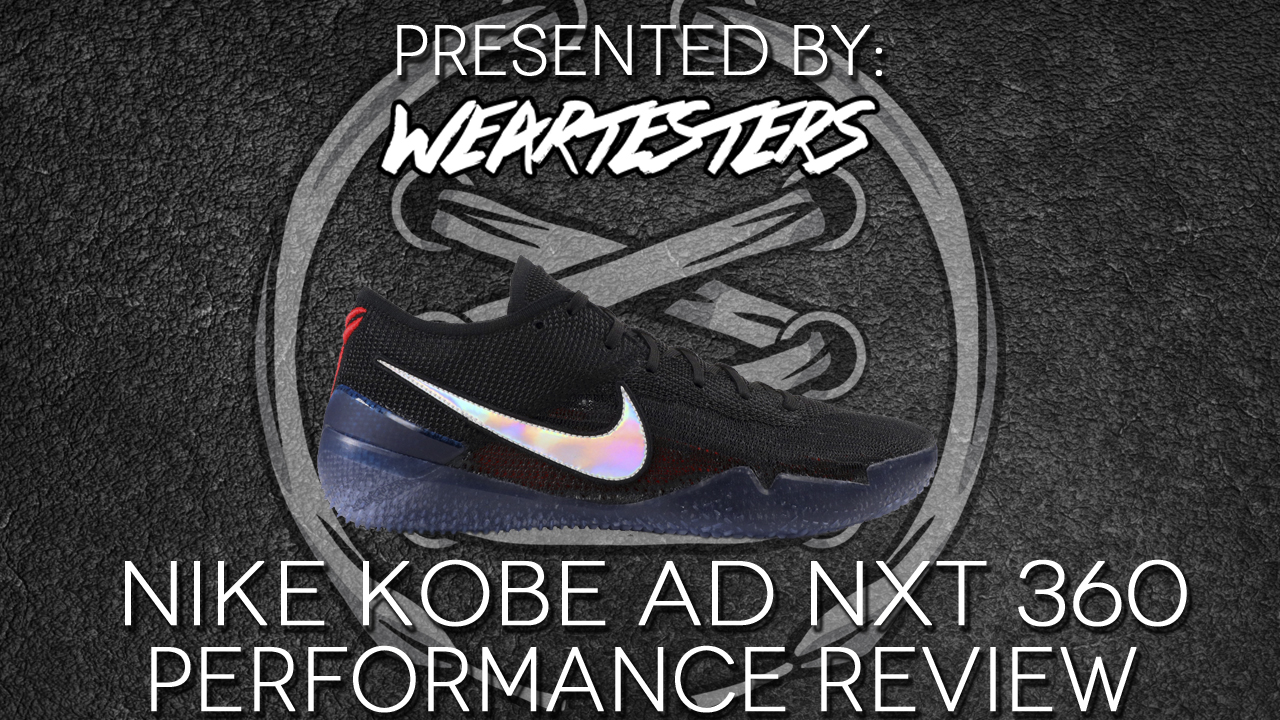 buy online 811fe 74b3c Nike Kobe NXT 360 Performance Review | AnotherPair - WearTesters
