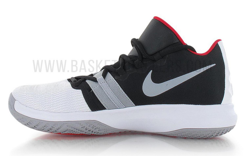 White Nike Woven Shoe