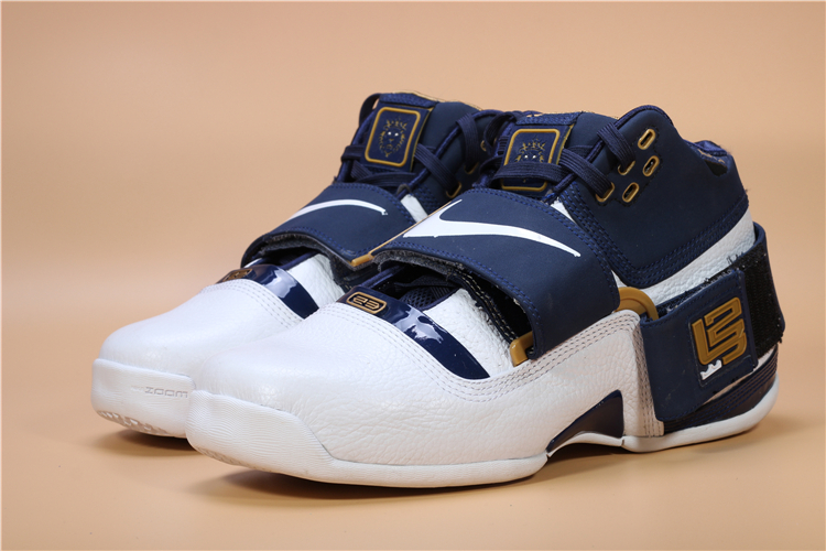 Nike Zoom Lebron Soldier  Basketball Shoes