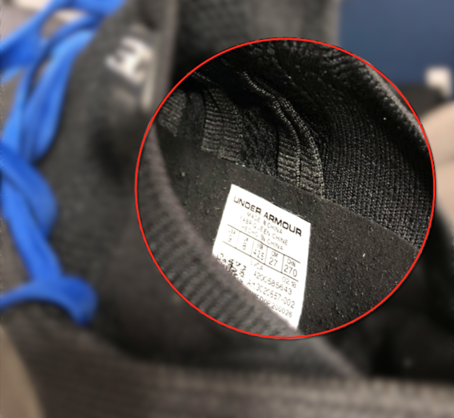 under armour curry 5 performance review fit