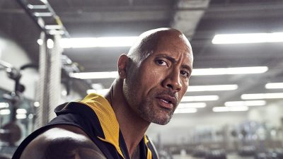 Under Armour will finds a way Dwayne Johnson