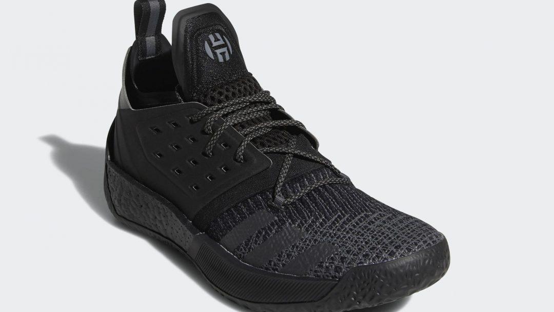 adidas harden 2 black