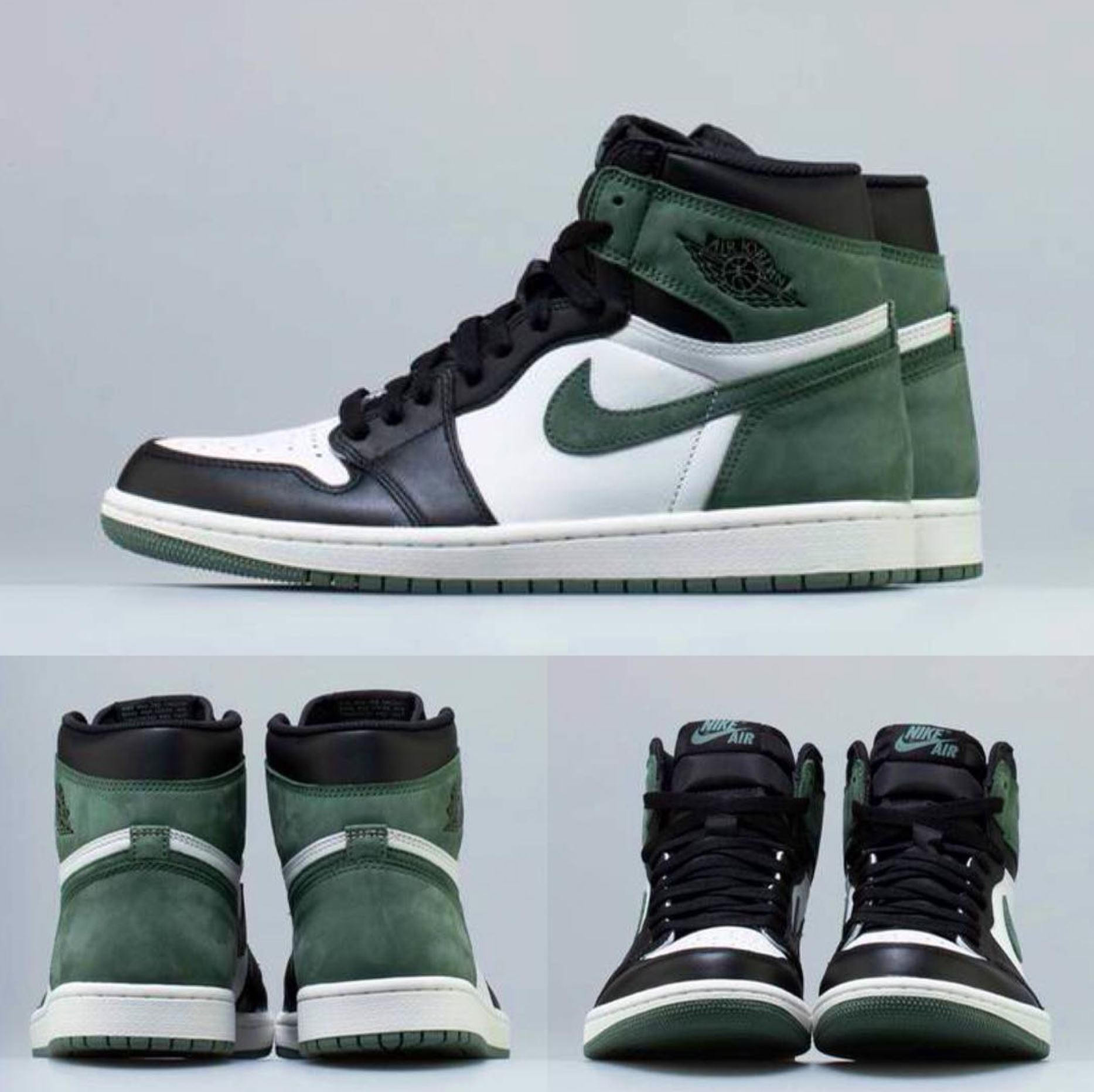 quality design 02f72 45718 The Air Jordan 1 'Clay Green' Will Arrive for May - WearTesters