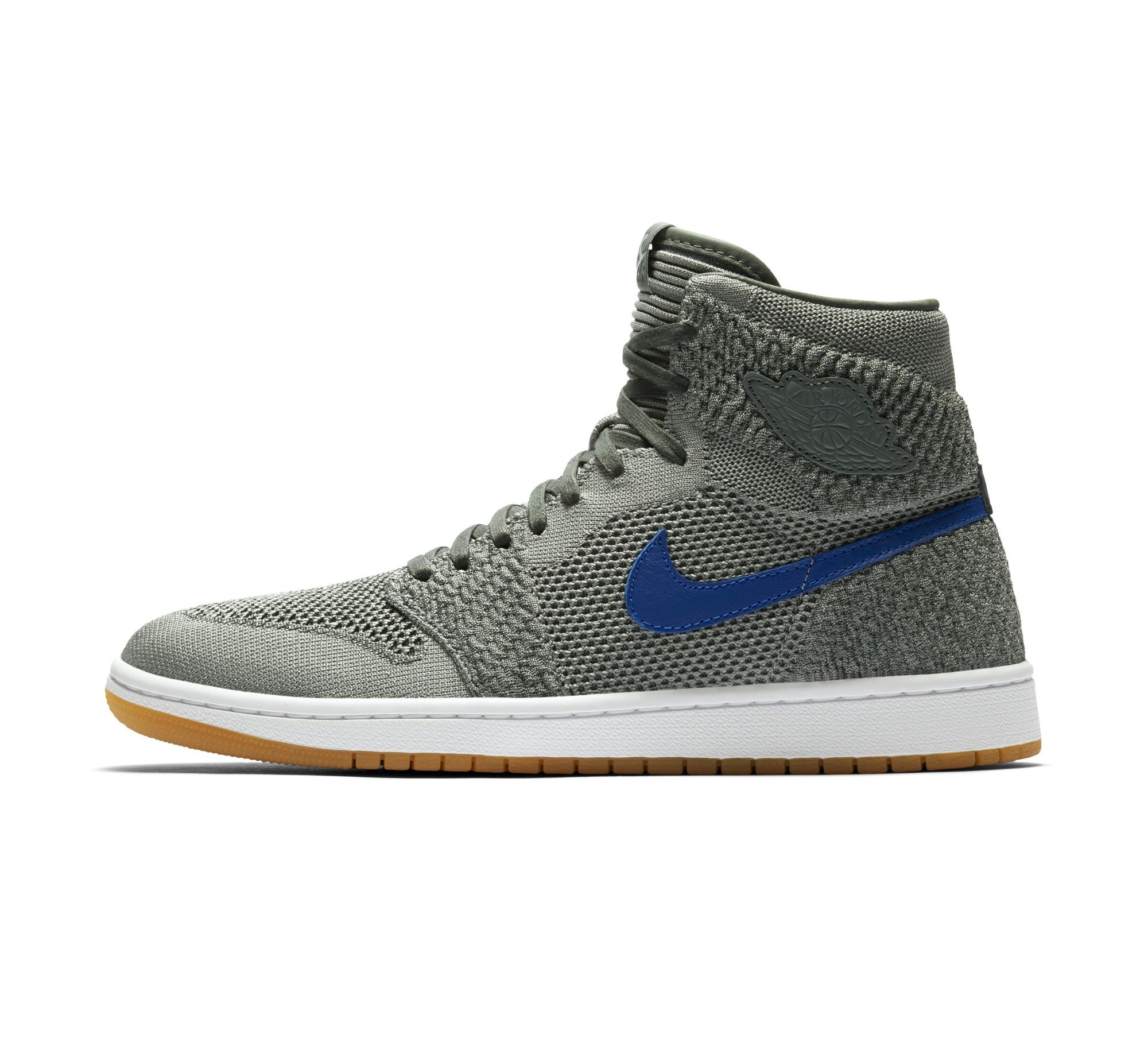competitive price 613d9 1f48d An Official Look at the Multicolor Air Jordan 1 Flyknit ...