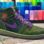 Here's the Air Jordan 1 'Skunk' Custom We Need for 4/20