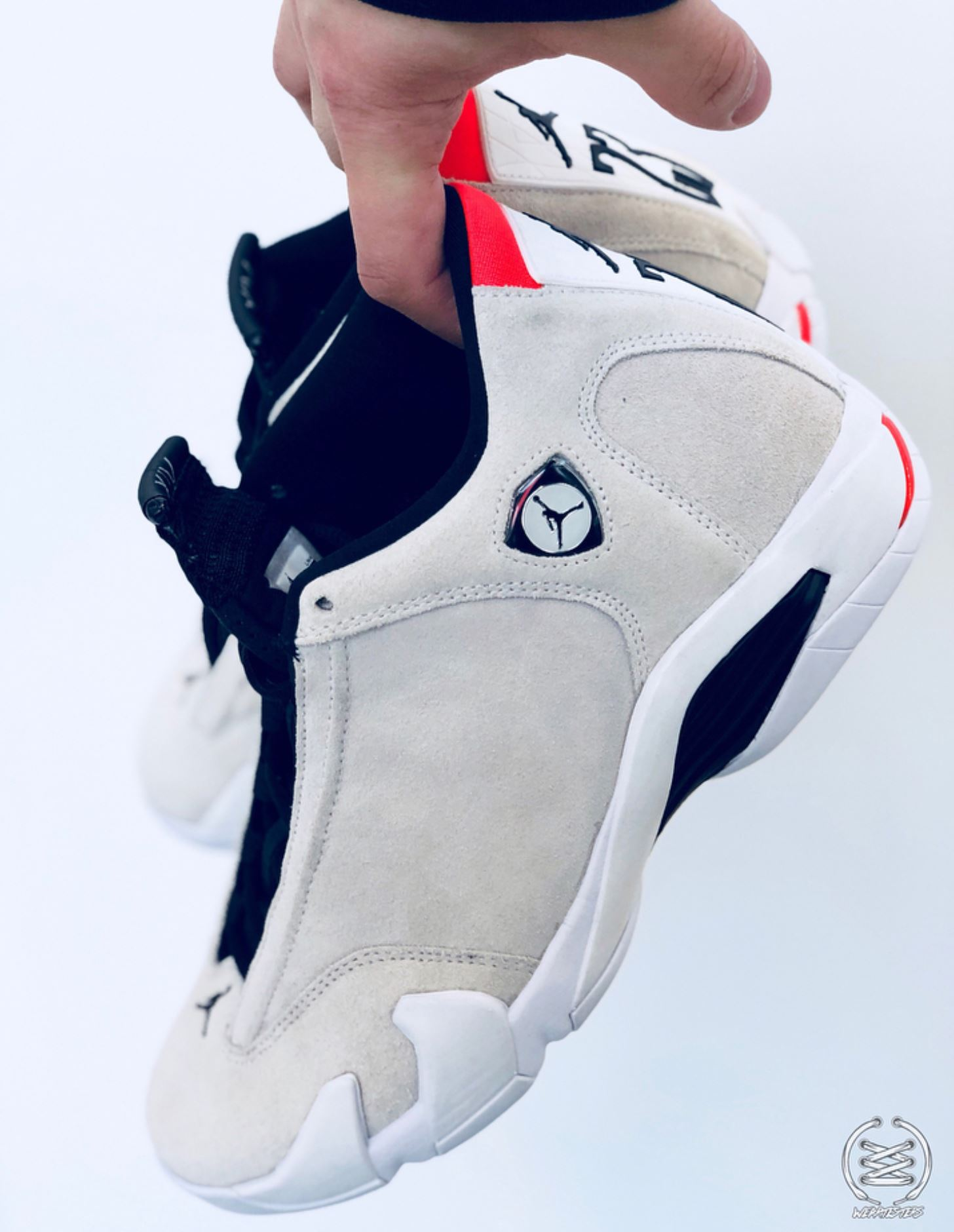 new product 16542 76ce3 The Air Jordan 14 'Desert Sand' Releases Next Month ...