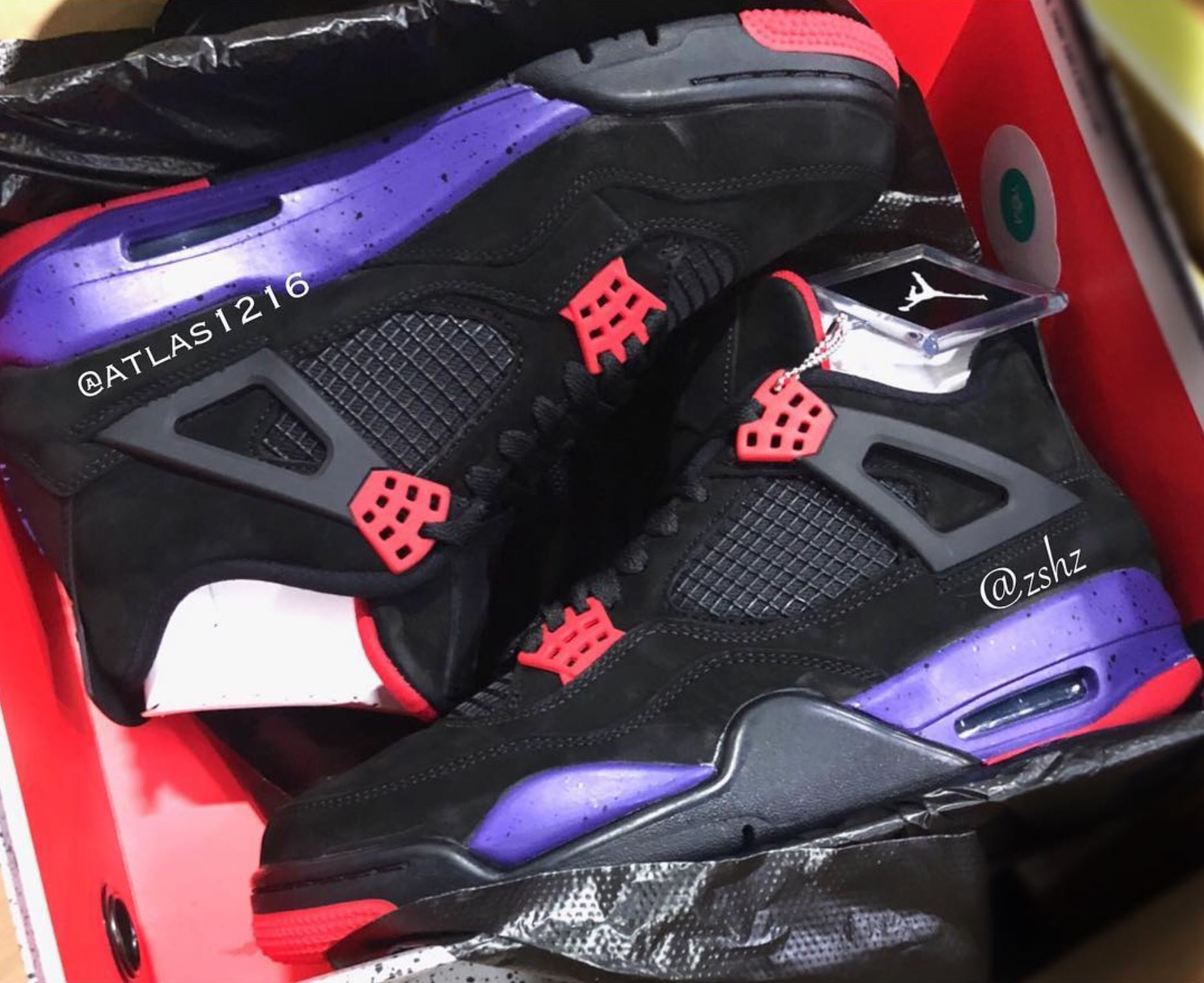 the latest da7a8 ce202 The Toronto Raptors are Getting an Air Jordan 4 NRG 'Raptors ...