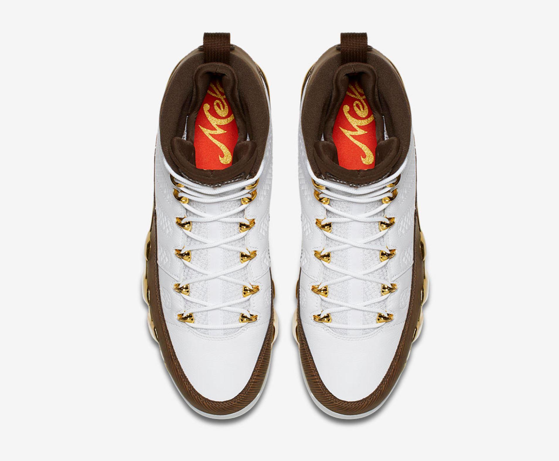 Air Jordan 9 Melo Moparts rAA0Z