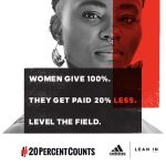 adidas Commits to Equal Pay, Partners with LeanIn.Org for Equal Pay Day